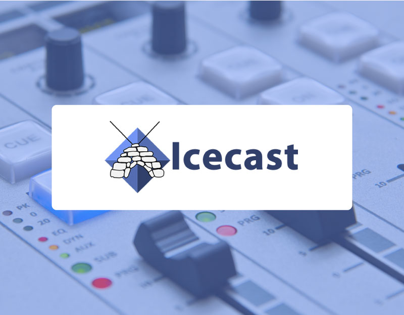 How easy is it to use IceCast to stream? 2